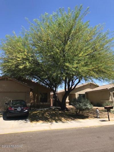Sahuarita Single Family Home Active Contingent: 950 E Sheriffs Draw Lane