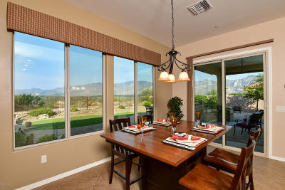 Oro Valley Single Family Home Active Contingent: 13110 N Artifact Canyon Lane
