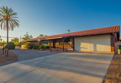 Tucson Single Family Home For Sale: 4301 E 7th Street