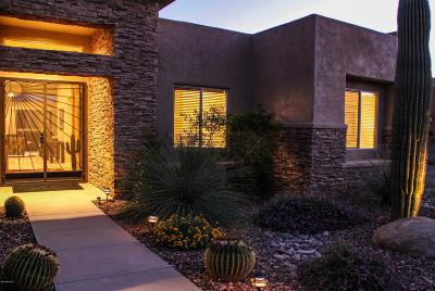 Oro Valley Single Family Home For Sale: 1077 Mulligan Drive