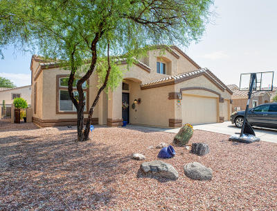 Oro Valley Single Family Home Active Contingent: 315 W Klinger Canyon Drive