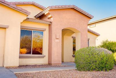 Oro Valley Single Family Home Active Contingent: 11685 N Peaceful Night Road