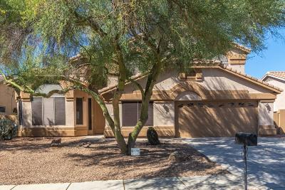 Oro Valley Single Family Home Active Contingent: 11251 N Twin Spur Court