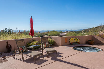 Marana Townhouse For Sale: 14209 N Gallery Place