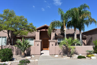 Oro Valley Single Family Home Active Contingent: 10325 N La Cholla Boulevard