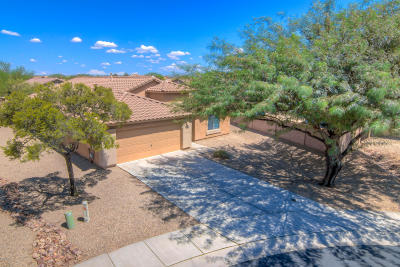 Marana Single Family Home Active Contingent: 11488 W Caliche Drive