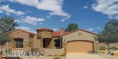 Vail Single Family Home Active Contingent: 1468 N Cattle Tank Drive
