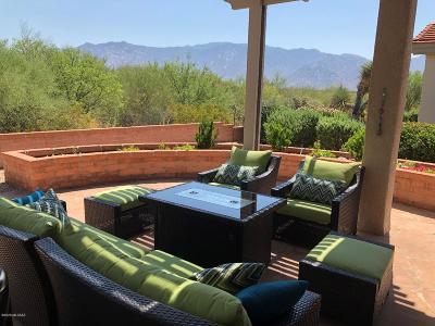 Oro Valley Single Family Home Active Contingent: 2333 E Cargondera Canyon Drive