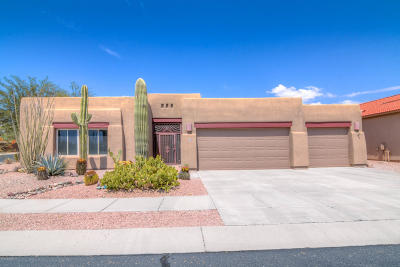 Oro Valley Single Family Home Active Contingent: 520 W Apex Court