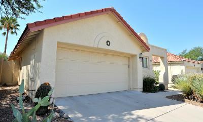Oro Valley Single Family Home For Sale: 300 E Highcourte Lane