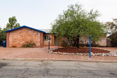 Tucson Single Family Home For Sale: 2945 E 1st Street