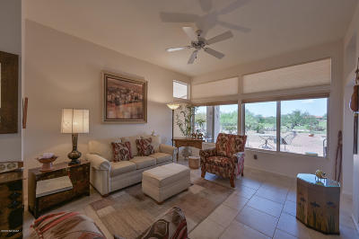 Oro Valley Single Family Home Active Contingent: 14069 N Cirrus Hill Drive