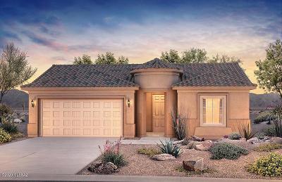 Marana Single Family Home For Sale: 6914 W Tanner Trail