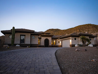 Marana Single Family Home For Sale: 5748 W Silent Wash Place