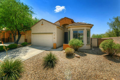 Oro Valley Single Family Home Active Contingent: 12831 Bloomington Loop