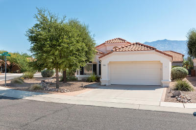 Oro Valley Single Family Home For Sale: 14370 N Caryota Way