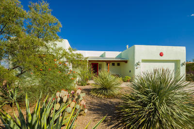 Tucson Single Family Home Active Contingent: 7843 W Tree Frog Trail