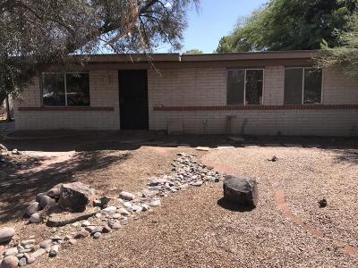 Sahuarita Single Family Home Active Contingent: 17732 S Placita De Laton