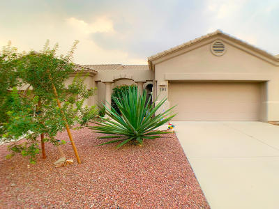 Oro Valley Townhouse Active Contingent: 13401 N Rancho Vistoso Boulevard #191