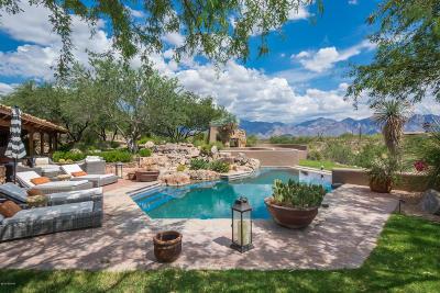 Oro Valley Single Family Home For Sale: 931 Tortolita Mountain Circle