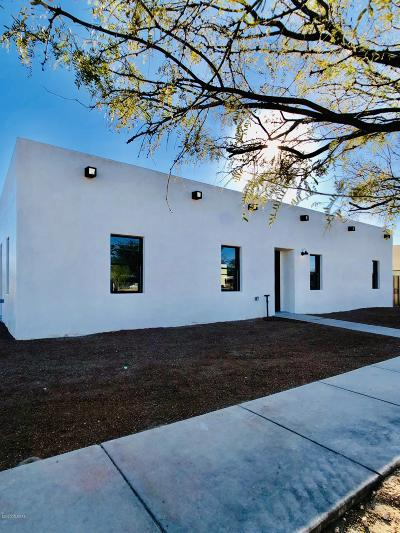 Tucson Single Family Home For Sale: 1004 S Russell Avenue