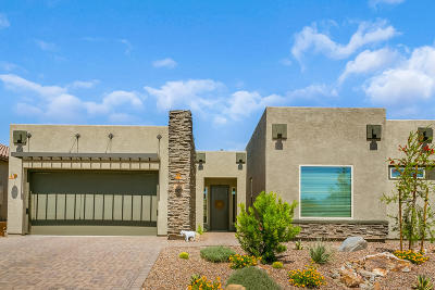 Oro Valley Single Family Home Active Contingent: 13330 N Velvetweed Court