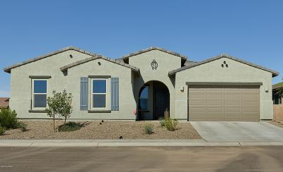 Marana Single Family Home Active Contingent: 12442 N Stainsbury Place
