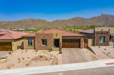 Marana Single Family Home For Sale: 6878 W Foothills Acacia Place