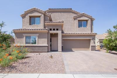 Marana Single Family Home Active Contingent: 8658 W Brigmor Road