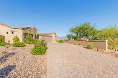 Oro Valley Single Family Home Active Contingent: 13559 N Trailing Indigo Court