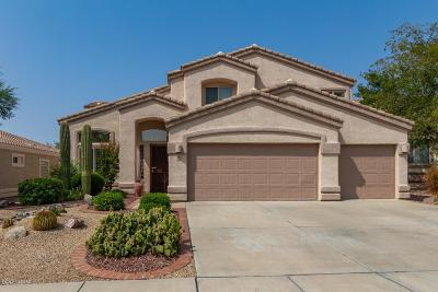Oro Valley Single Family Home Active Contingent: 356 W Sacaton Canyon Drive