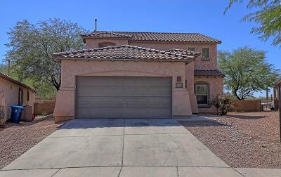 Sahuarita Single Family Home For Sale: 143 W Calle Sauco