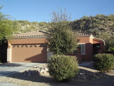 Oro Valley Single Family Home Active Contingent: 2316 E Ram Rock Road