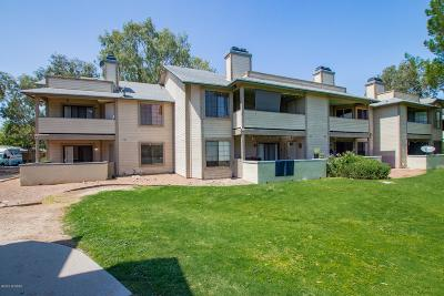 Tucson Condo Active Contingent: 1696 W Wood Bridge Court