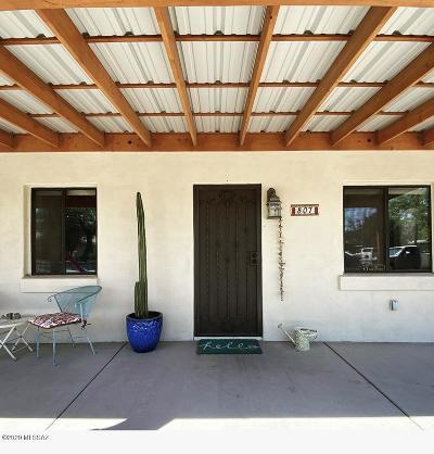 Tucson Single Family Home For Sale: 807 N Desert Avenue