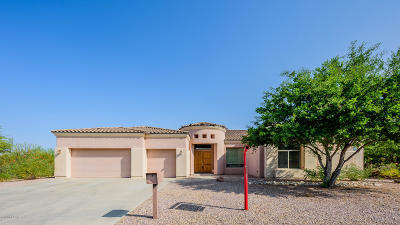 Vail Single Family Home For Sale: 14559 E Yellow Sage Lane