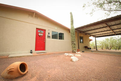 Oro Valley Single Family Home For Sale: 225 W Spring Valley Drive
