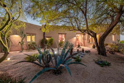 Oro Valley Single Family Home For Sale: 580 E Crescent Moon Drive