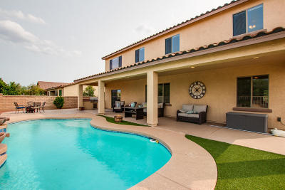 Marana Single Family Home Active Contingent: 4370 W Windsor Ranch Place