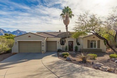 Oro Valley Single Family Home Active Contingent: 12688 N Spirit Mountain Road