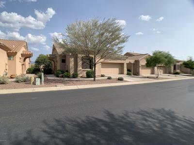 Oro Valley Townhouse Active Contingent: 13401 N Rancho Vistoso Boulevard #244