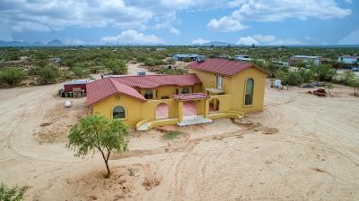 Tucson Single Family Home For Sale: 6151 S Marstellar Road