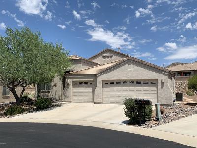 Marana Single Family Home For Sale: 5342 W Calico Cactus Court