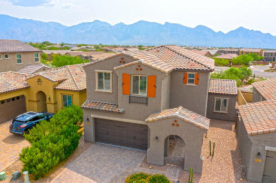 Oro Valley Single Family Home For Sale: 13366 N Cottontop Court