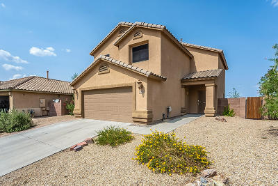 Sahuarita Single Family Home For Sale: 957 E Spring Water Canyon Drive