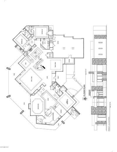 Marana Single Family Home For Sale: 3478 W Tarvers Place W