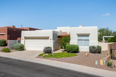 Oro Valley Single Family Home Active Contingent: 11953 N Labyrinth Drive