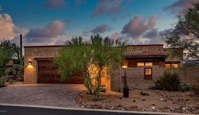 Marana Single Family Home Active Contingent: 4114 W Adobe Ranch Place