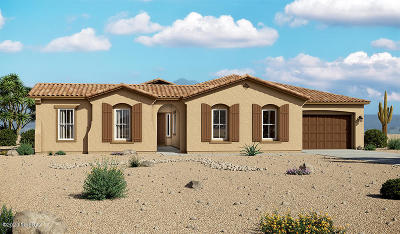 Marana Single Family Home For Sale: 6939 W Turquoise Hills Place