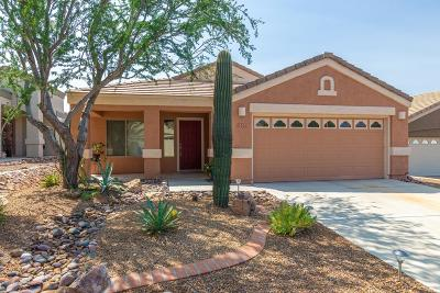 Marana Single Family Home For Sale: 5357 W Eagle Claws Court